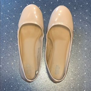 GUC Mossimo Nude Ballet Flats
